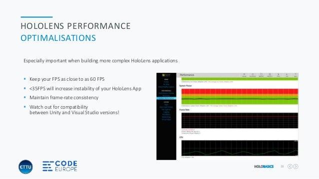 Code europe holoadvanced - building more advanced mixed
