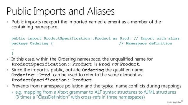 Code Generation 2014 - ALF, the Standard Programming ...