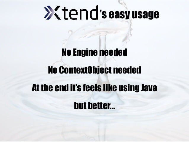 Code Generation idioms with Xtend