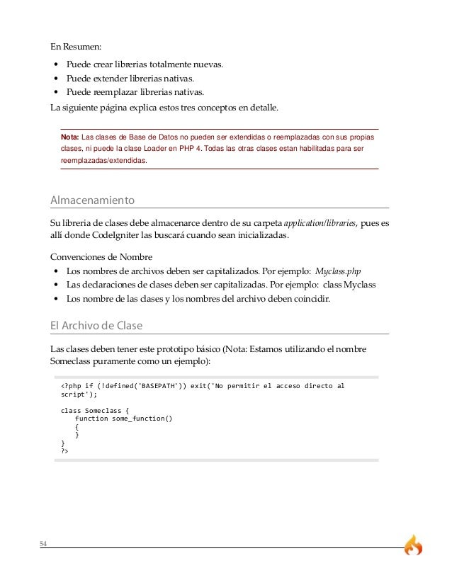 CodeIgniter 1.7 - PDF Free Download - epdf.tips