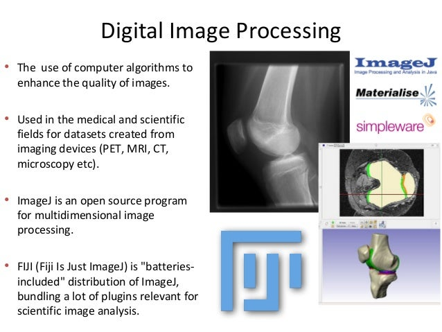 A (very brief) Introduction to Image Processing and 3D Printing with …