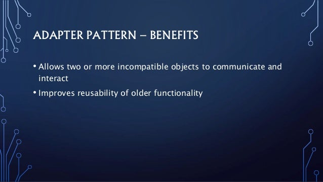 Behavioral Design Patterns Definition