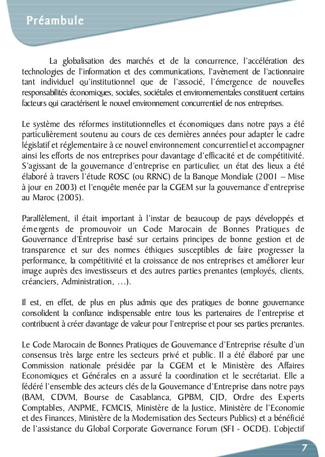 Dissertation la protection des actionnaires minoritaires