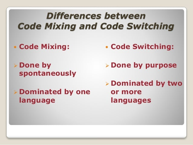 code switching in malaysia education essay The benefit of code switching essay  a related study conducted in malaysia by heller  this is supported by all levels of education that every student should be.