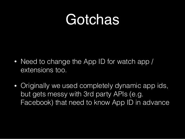 Automating Feature Branch Builds on iOS and Android - Codemobile 2017 Lightning talk