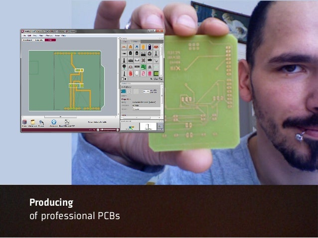 Producingof professional PCBs