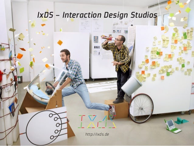 IxDS – Interaction Design Studioshttp://ixds.de