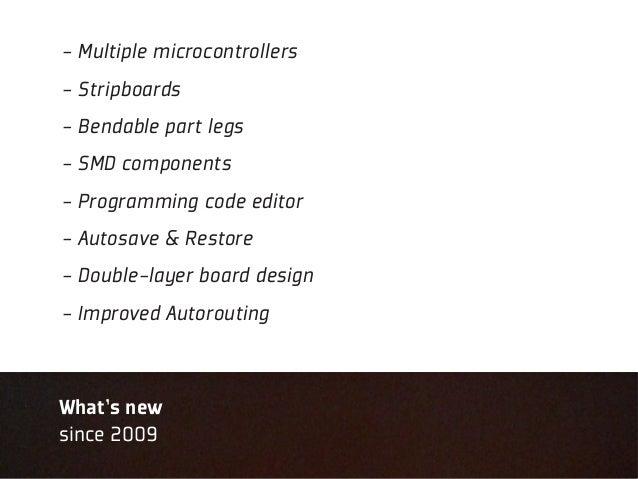 The FritzingEcosystemExamplesBreadboardCodeSchematicsPCBExportsToolYourProjectsLearnProduceCreateShare