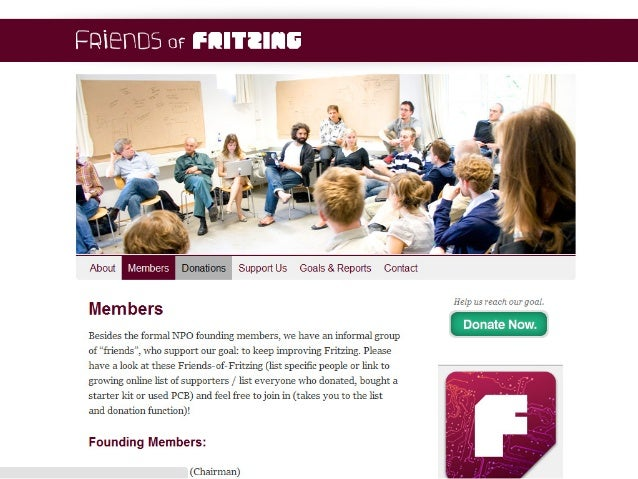 The FritzingEcosystemWork-shopsPartCreationProjectGalleryFriends ofFritzing e.V.Publications& TalksStarter KitServicesProj...