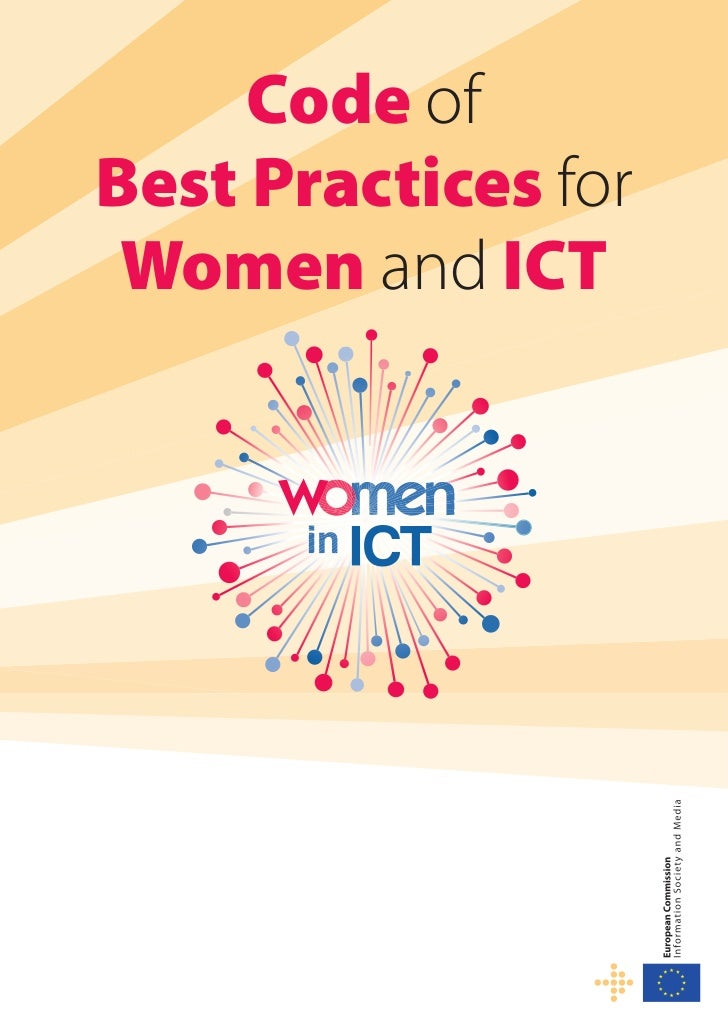 Code ofBest Practices for Women and ICT