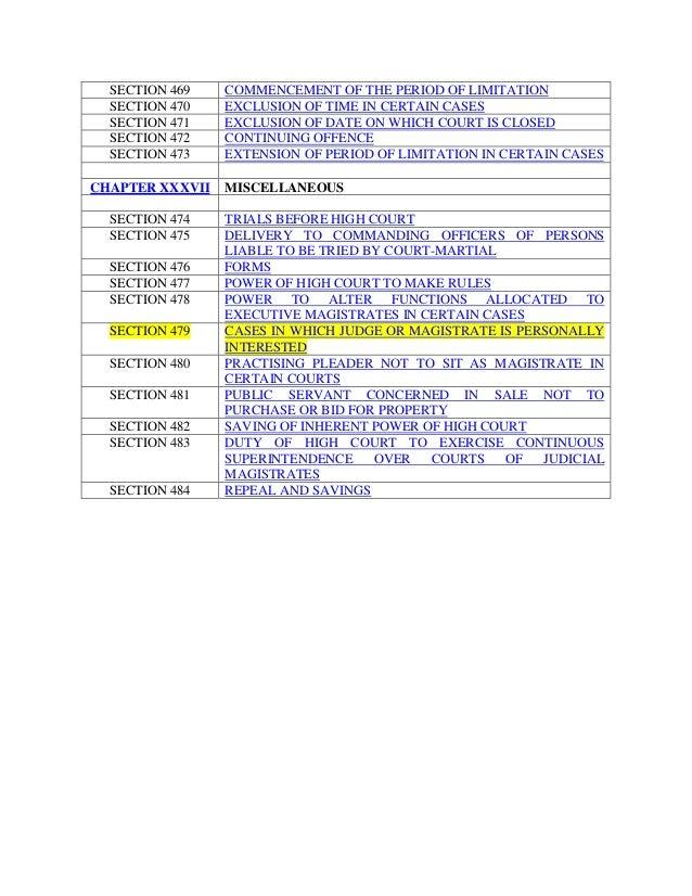 482 criminal procedure code