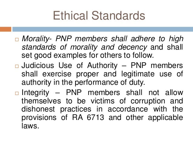 ethic standart Results 1 - 15 of 1031  1-1, realistic possibility standard of statement on standards for tax services  no  additional tax practice standards and ethics rules.