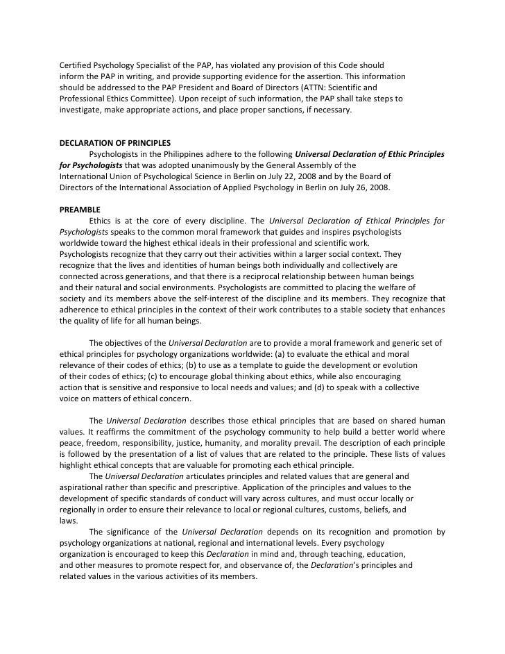 Kohlberg's Theory Of Moral Development - Part II