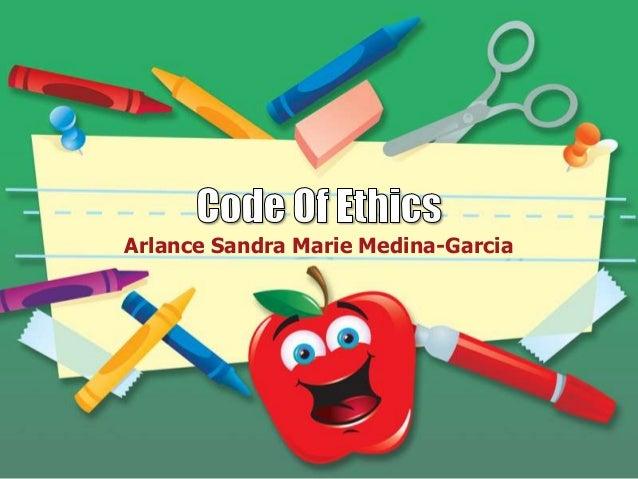 Arlance Sandra Marie Medina-Garcia