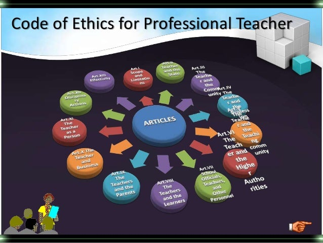 Code of Ethics for Professional Teachers of the Philippines