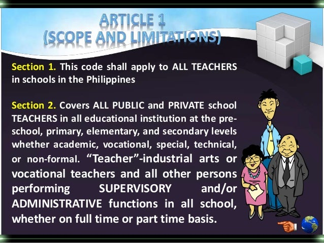 The Teacher And Higher Authorities In Philippines