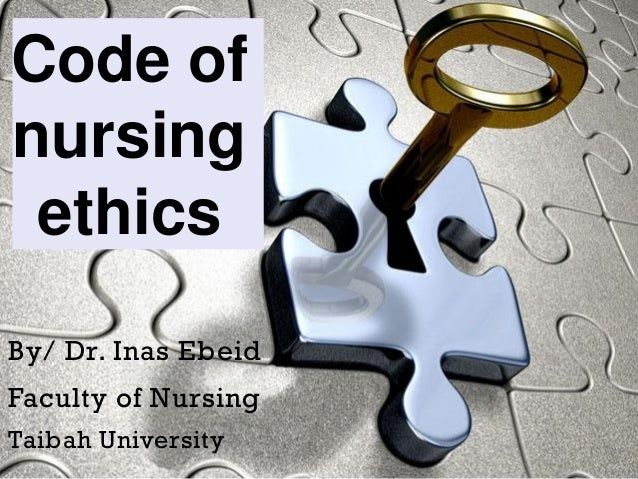 code ethics nursing Provision 9 the profession of nursing, collectively through its professional organizations, must articulate nursing values, maintain the integrity of the profession, and integrate principles of social justice into nursing and health policy.