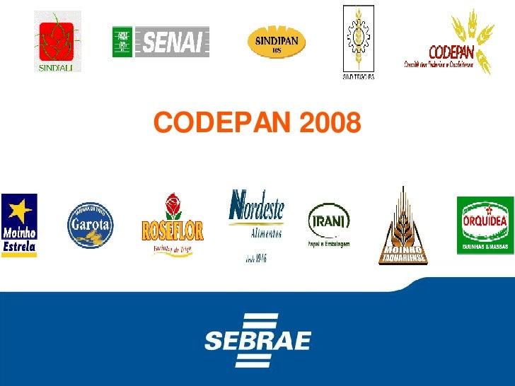 CODEPAN 2008