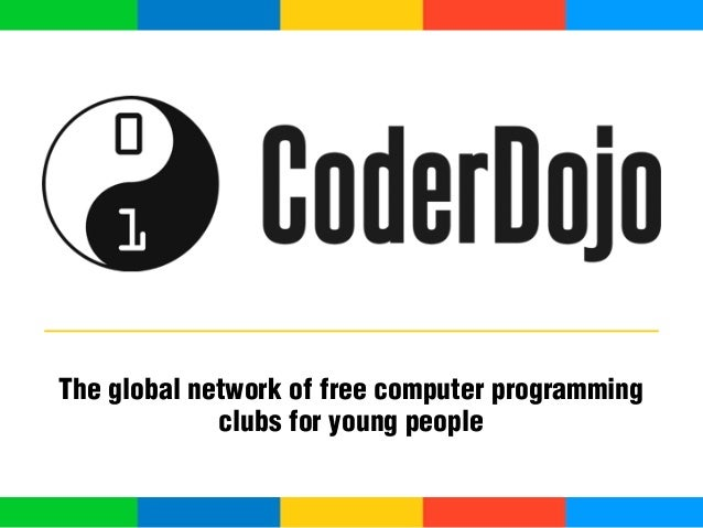 The global network of free computer programming clubs for young people
