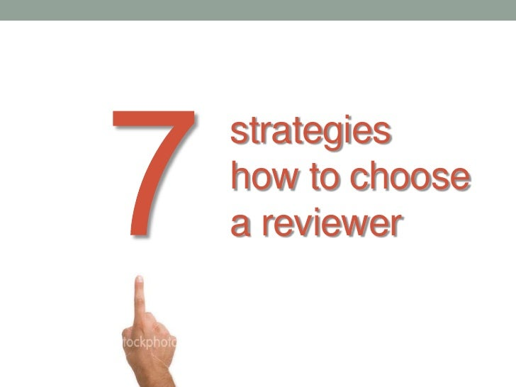 Common principles: roles<br />Third persons<br />A reviewer<br />An author<br />