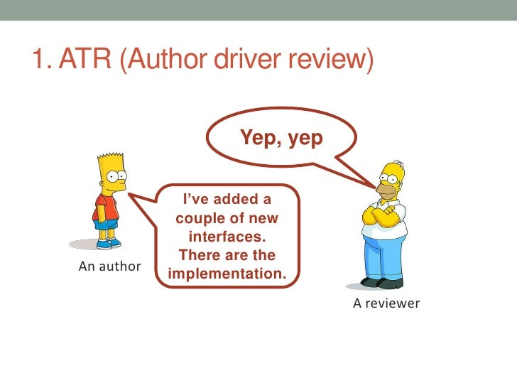 7<br />strategies how to choose a reviewer<br />