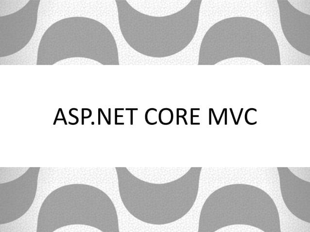 ASP.NET Core MVC • Podemos desenvolver em qualquer ferramenta praticamente: