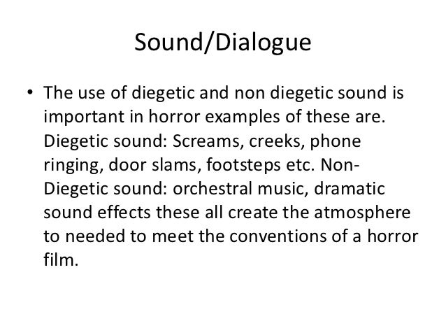 Conjuring Up Sounds