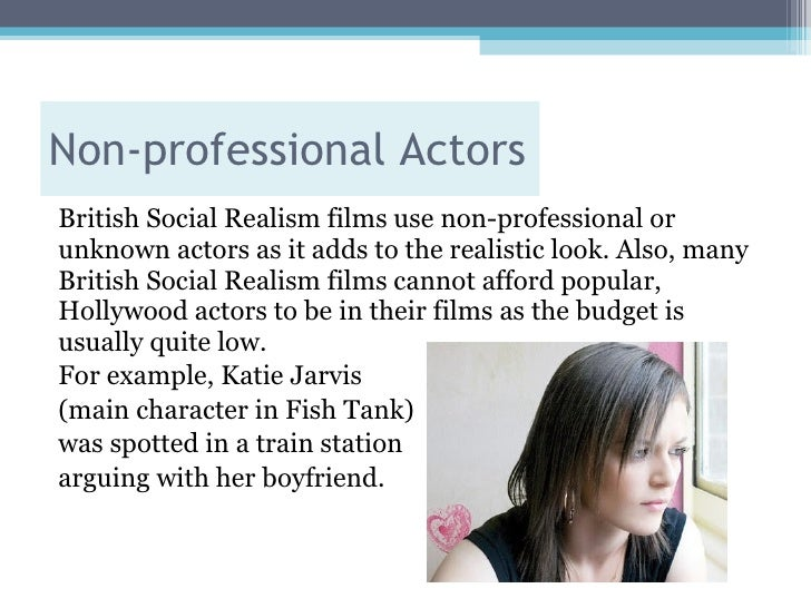 british social realism British social realism 1 british social realism 2 social realism  social  realism is a genre of film that focuses on topical issues alive in a.