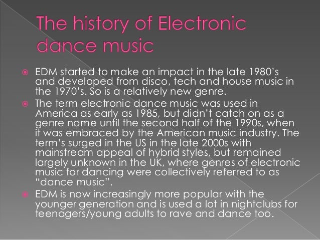 how to dance to electronic music