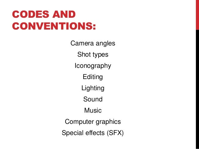 Adverts: Codes and Conventions