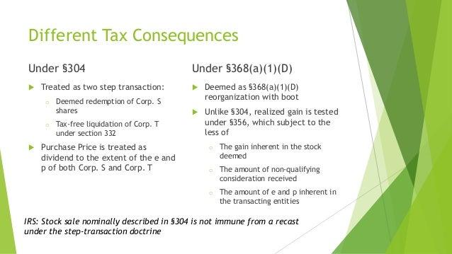 Irs liquidating dividend