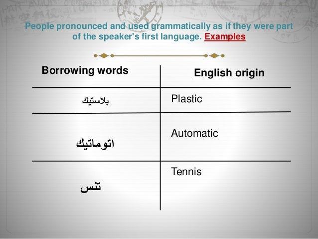  1/ Linguistic equivalence between the two codes, meaning when there is a point where the grammars of both codes match ea...