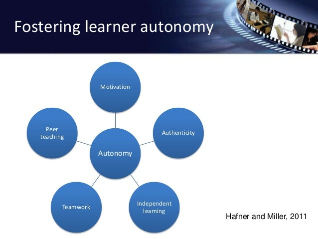 misconceptions on learner autonomy a methodological Assessment for learning – a sociocultural approach  develop learner autonomy by increasing student motivation and mastery through  misconceptions difficult to.