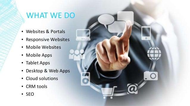 Codewave - company profile Slide 3
