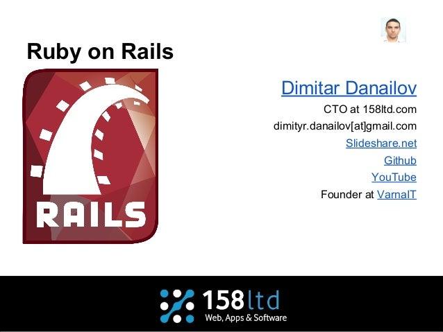 Code Week - Ruby on Rails Slide 2