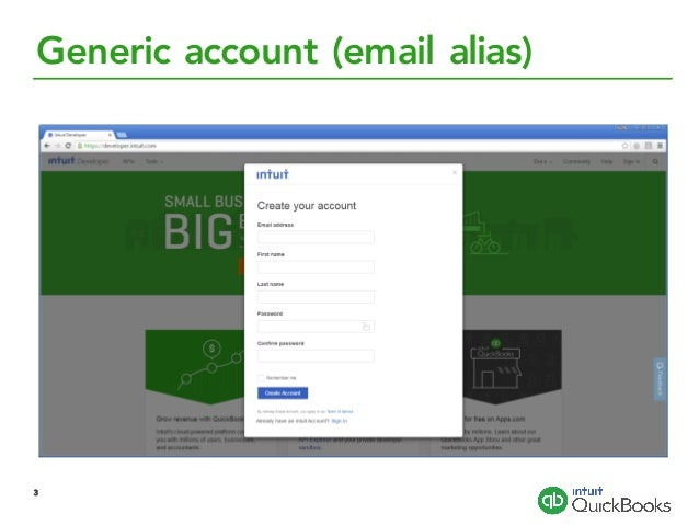 Deep Dive on the QuickBooks Online API and Intuit Developer