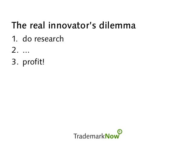 TrademarkNow (and its research background) Slide 2