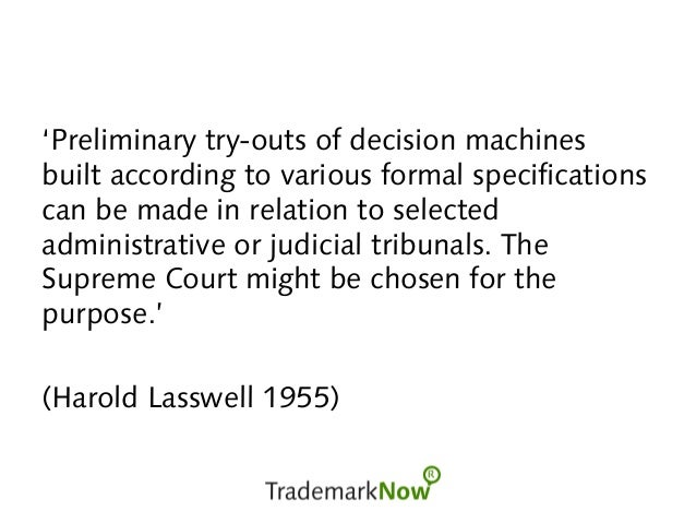 TrademarkNow (and its research background) Slide 3