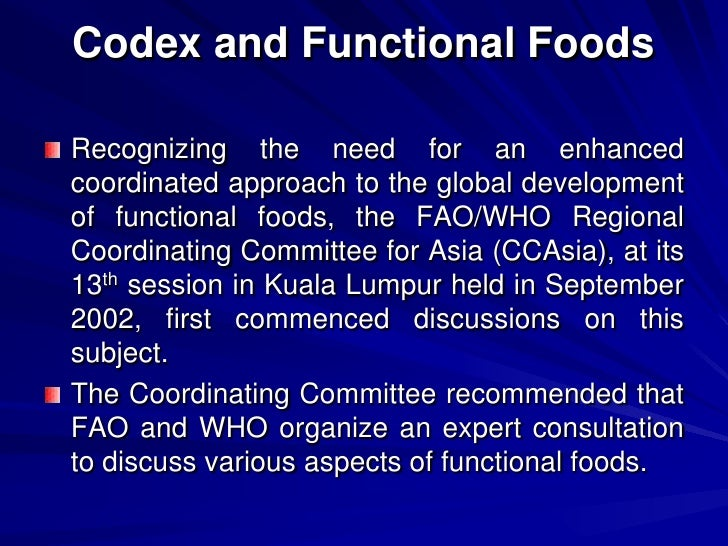 analytical methods for functional foods and Functional foods and dietary supplements melissa m phillips & catherine a rimmer some consider a functional food to be any food that provides the need for analytical methods and clinical trials for.