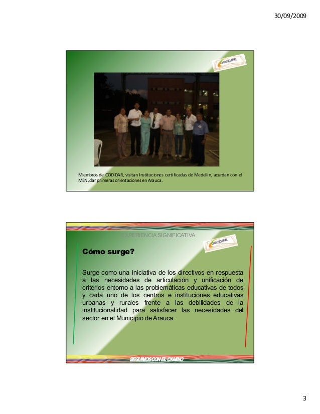 Codidar Slide 3