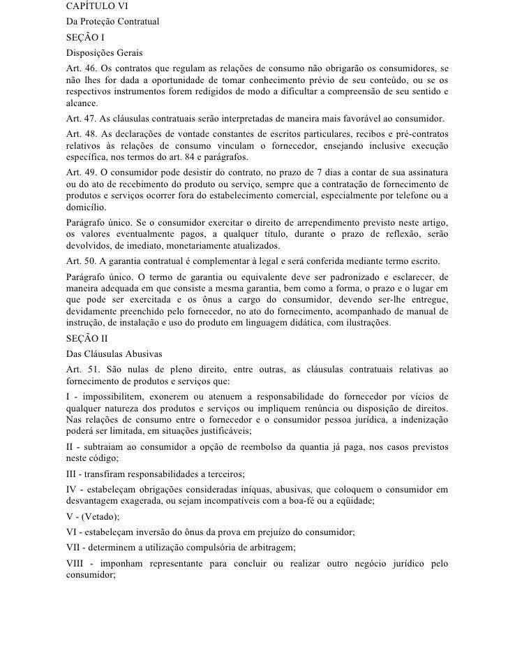 Artigo 42 paragrafo unico do codigo de defesa do consumidor