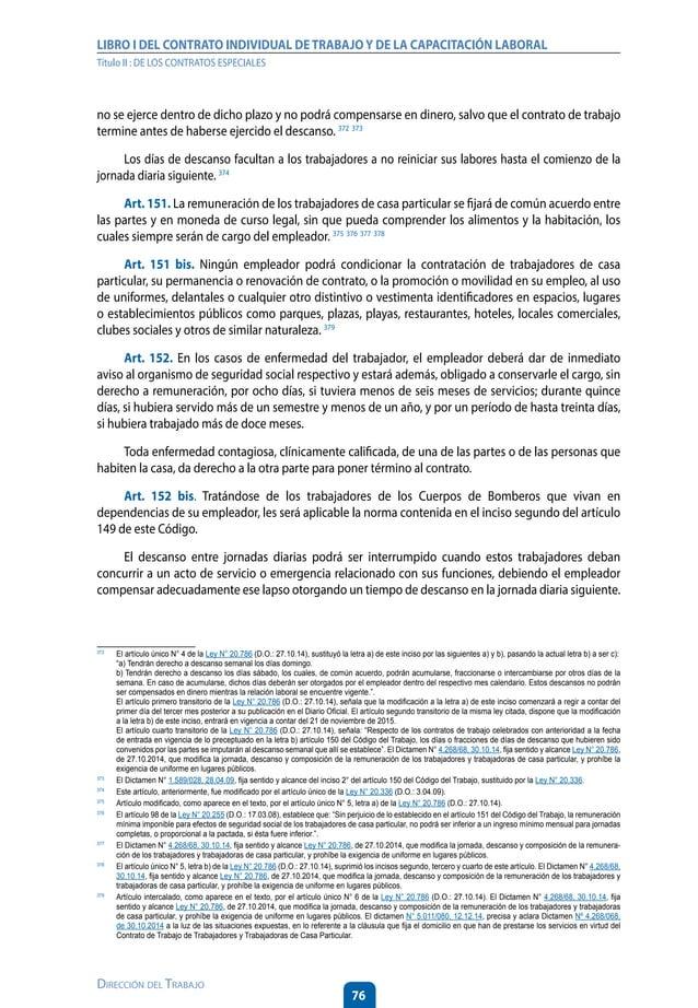Código del trabajo