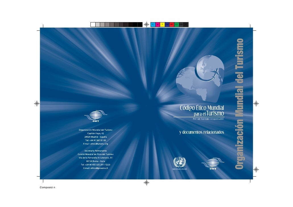 Código Ético Mundial para el Turismo ÍNDICECódigo Ético Mundial para el Turismo .............................................