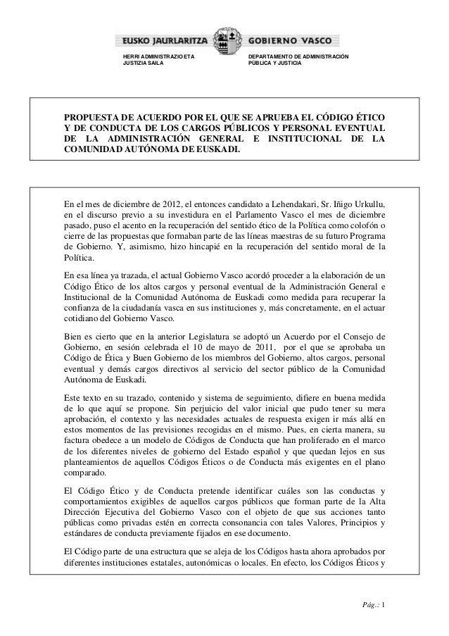 Pág.: 1HERRI ADMINISTRAZIO ETAJUSTIZIA SAILADEPARTAMENTO DE ADMINISTRACIÓNPÚBLICA Y JUSTICIAPROPUESTA DE ACUERDO POR EL QU...