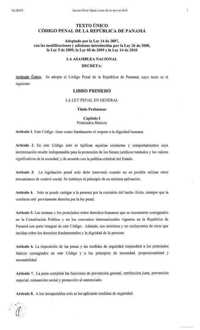 Codigo Penal Texto Consolidado Amazon