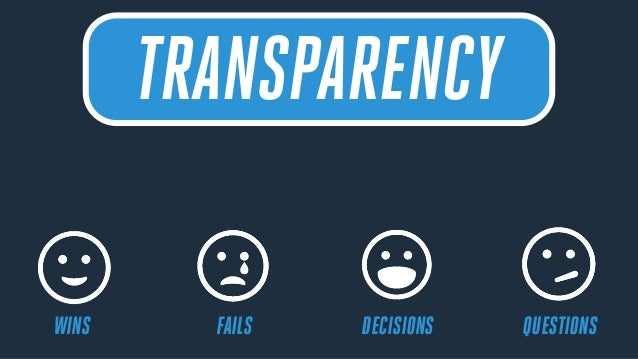 CHAT TRANSPARENCY