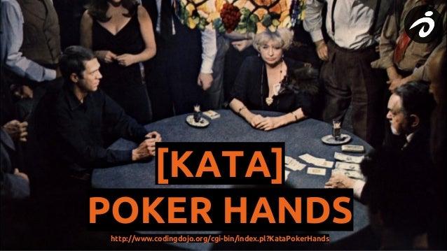 Poker hands kata