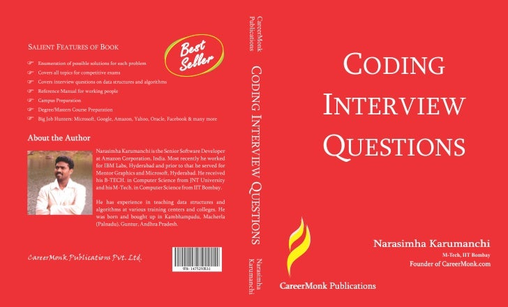 CODING                                                      CODING INTERVIEW QUESTIONS                                    ...