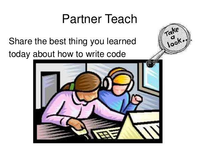 Coding Introductory Lesson Upper Elementary