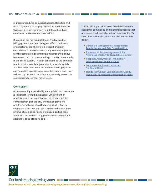 Coding Risks Inherent In Productivity Based Compensation Plans